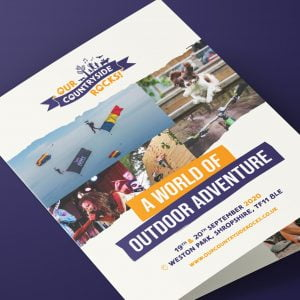 Our Countryside Rocks brochure
