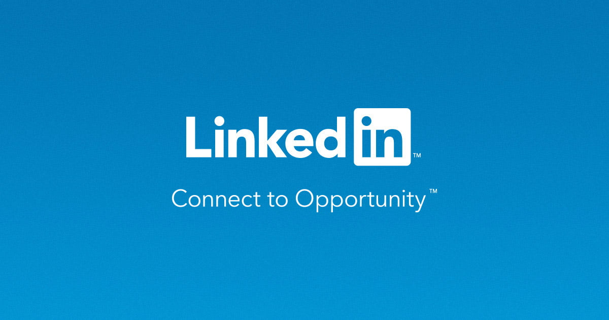 Promote your company and connect to other business professionals with LinkedIn