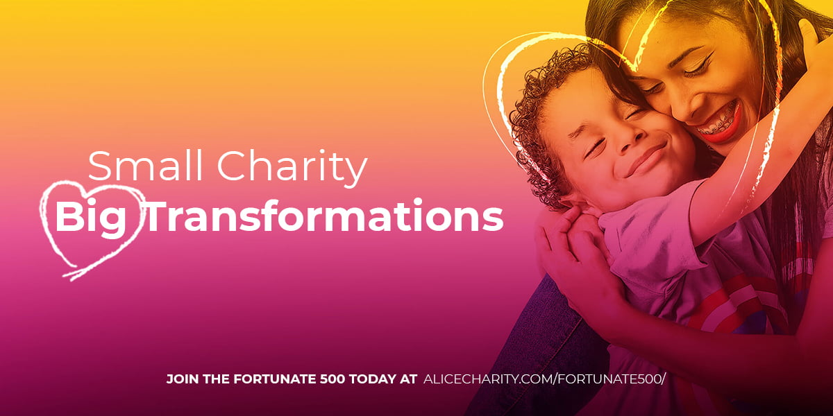 Alice Charity Fortunate 500